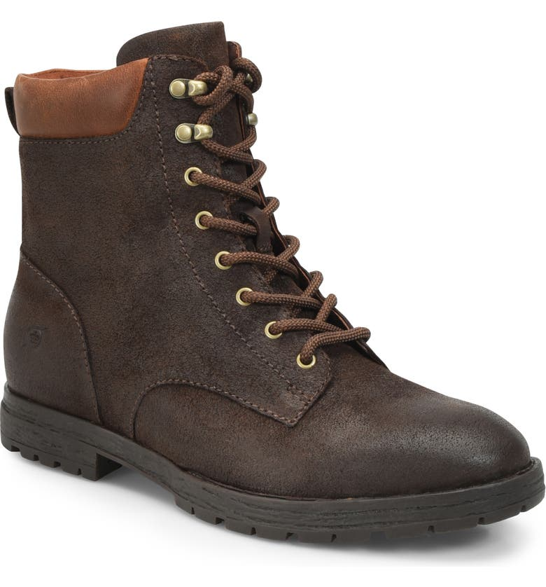BØRN Pike Waterproof Lace-Up Boot, Main, color, 205