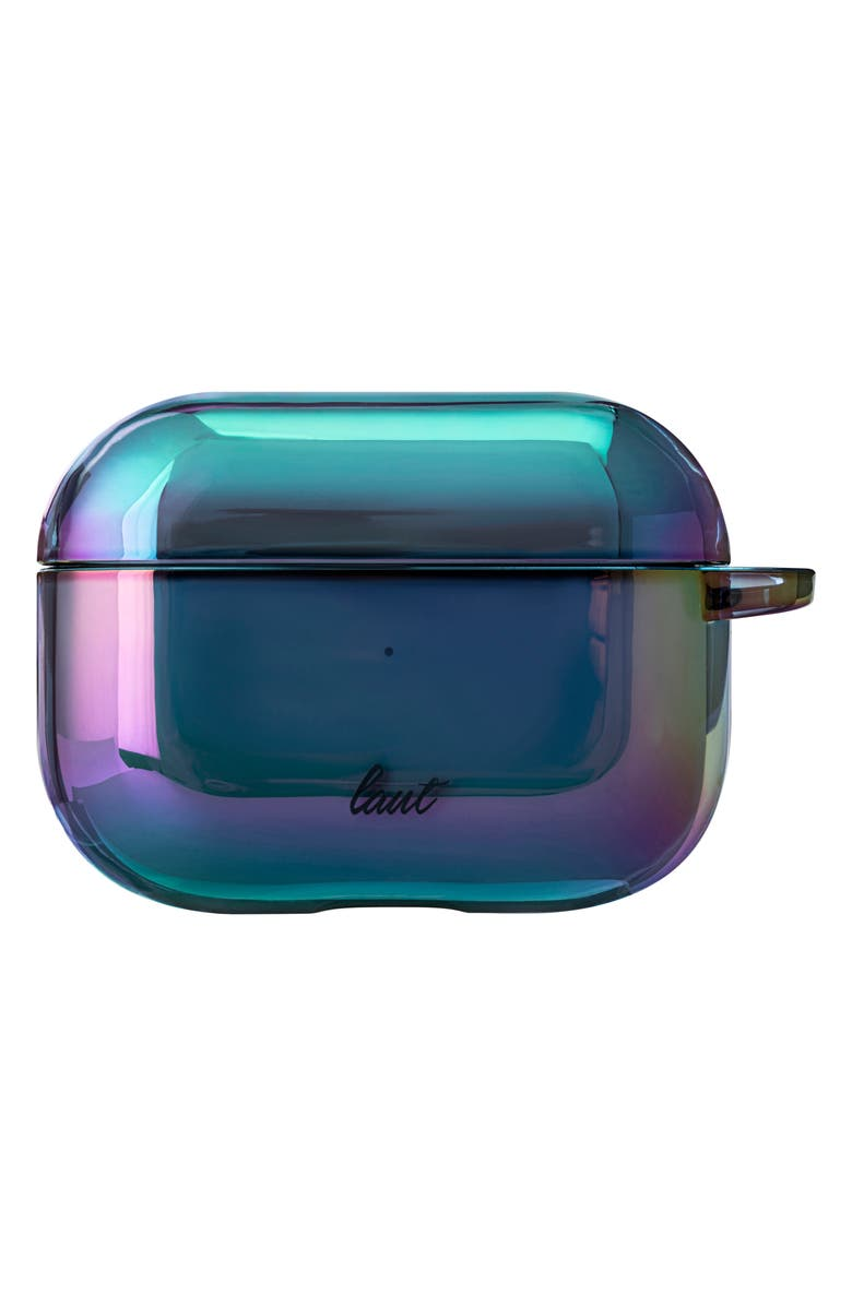LAUT Holo Shimmering AirPod Pro Case, Main, color, MIDNIGHT
