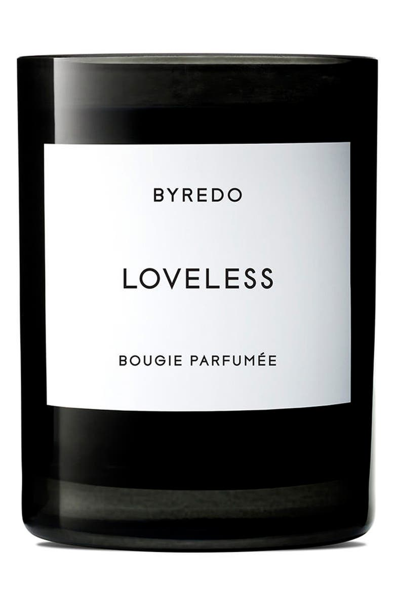 BYREDO Loveless Candle, Main, color, NO COLOR