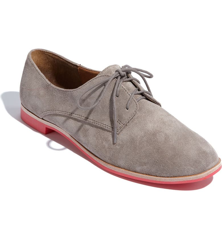 DV BY DOLCE VITA 'Mini' Suede Lace-Up Oxford, Main, color, 029