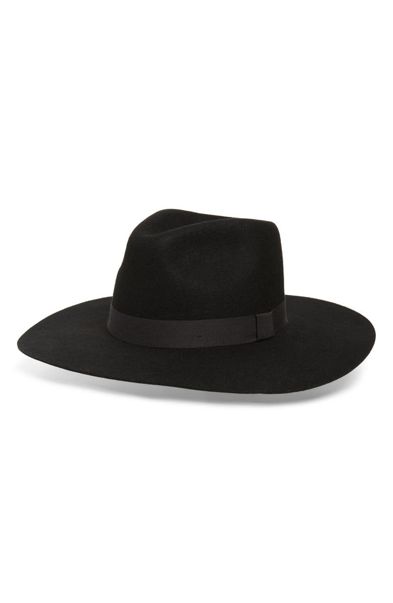 MADEWELL x Biltmore<sup>®</sup> Montana Wool Felt Hat, Main, color, 001