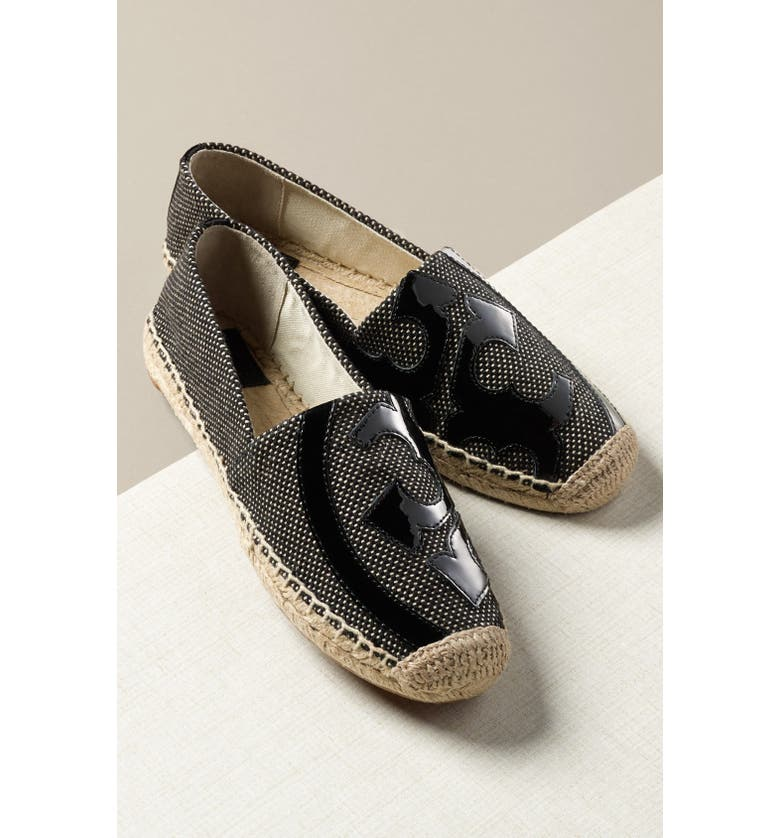 TORY BURCH 'Lonnie' Espadrille Flat, Main, color, 250