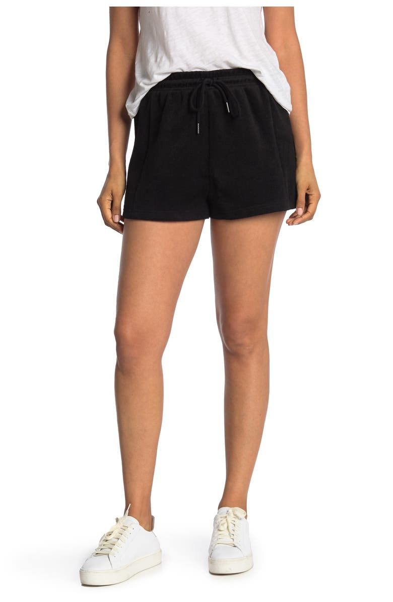 ABOUND Ribbed Shorts, Main, color, 001