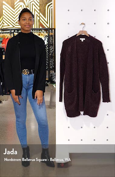 Open Front Cardigan, sales video thumbnail