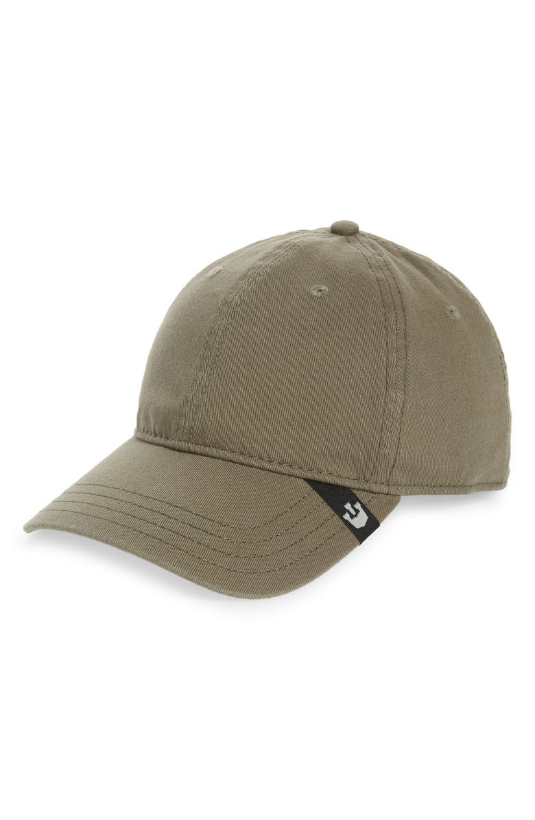 GOORIN BROS. Slayer Baseball Cap, Main, color, SAGE