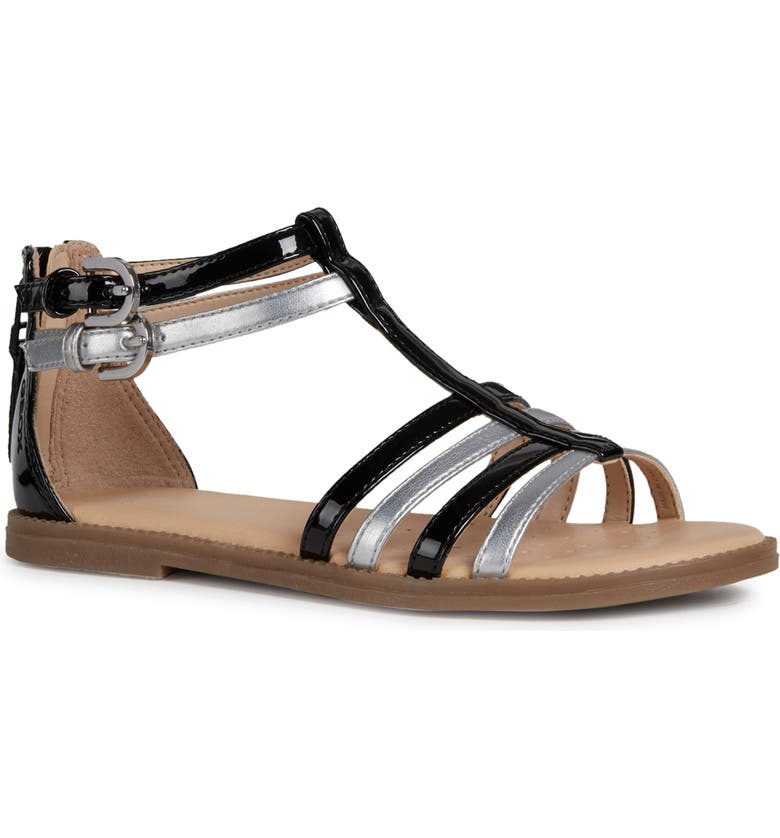 GEOX Karly Sandal, Main, color, 019
