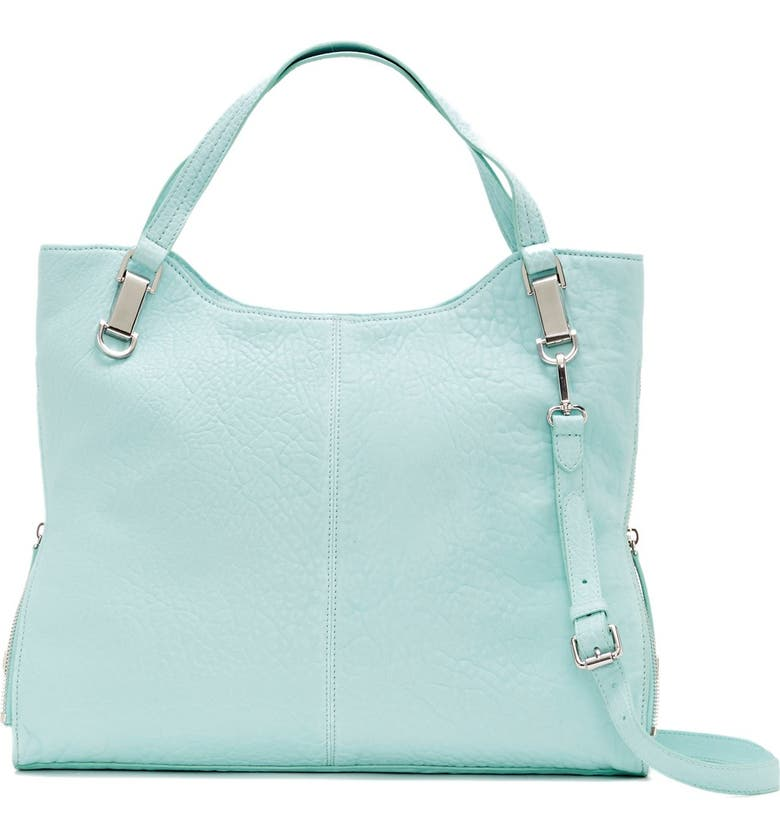 VINCE CAMUTO 'Riley' Leather Tote, Main, color, 401