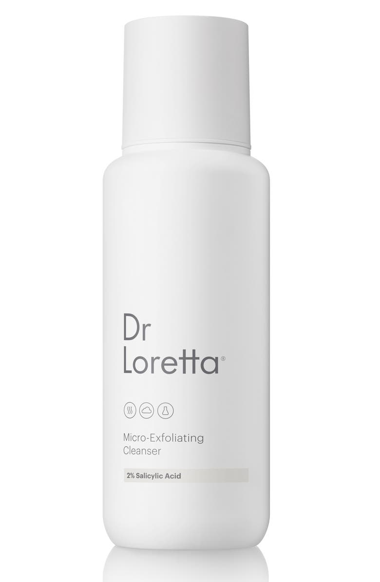 DR. LORETTA Micro-Exfoliating Cleanser, Main, color, No Color