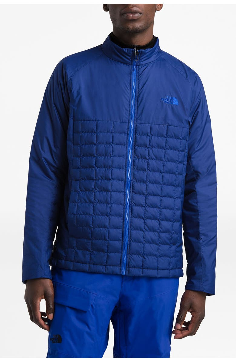 THE NORTH FACE ThermoBall(TM) Eco Snow Triclimate(R) Jacket, Main, color, TNF BLUE