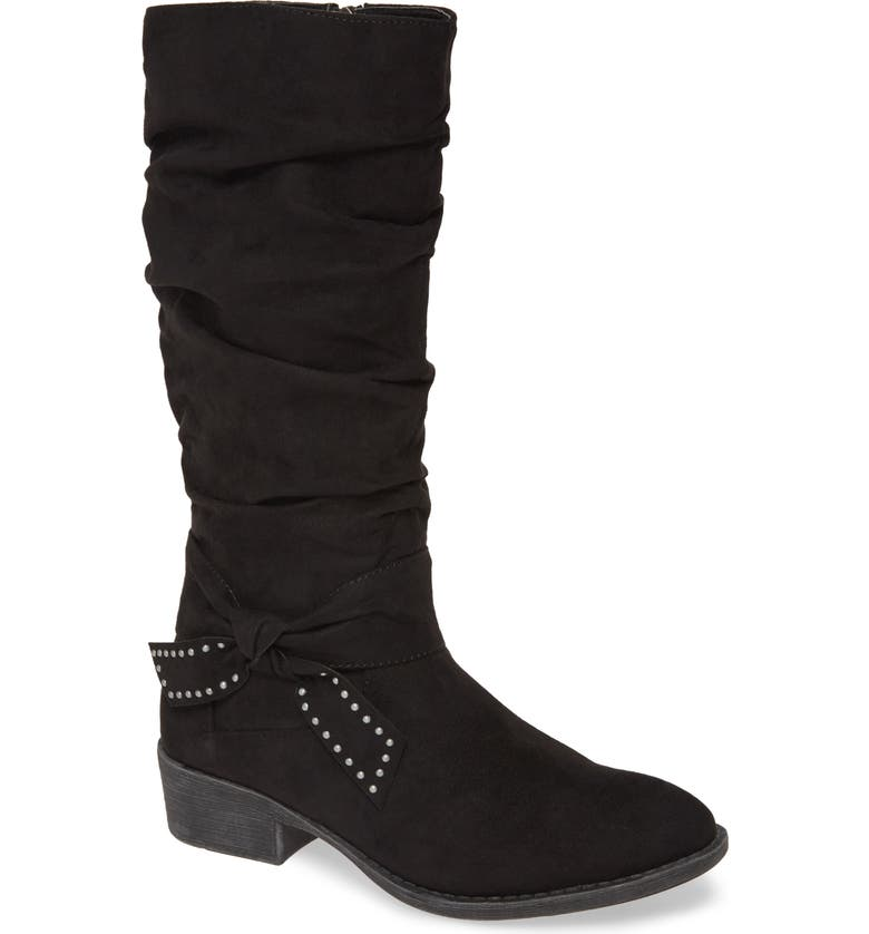 KENNETH COLE NEW YORK Kenneth Cole Chloe Twist Boot, Main, color, 001