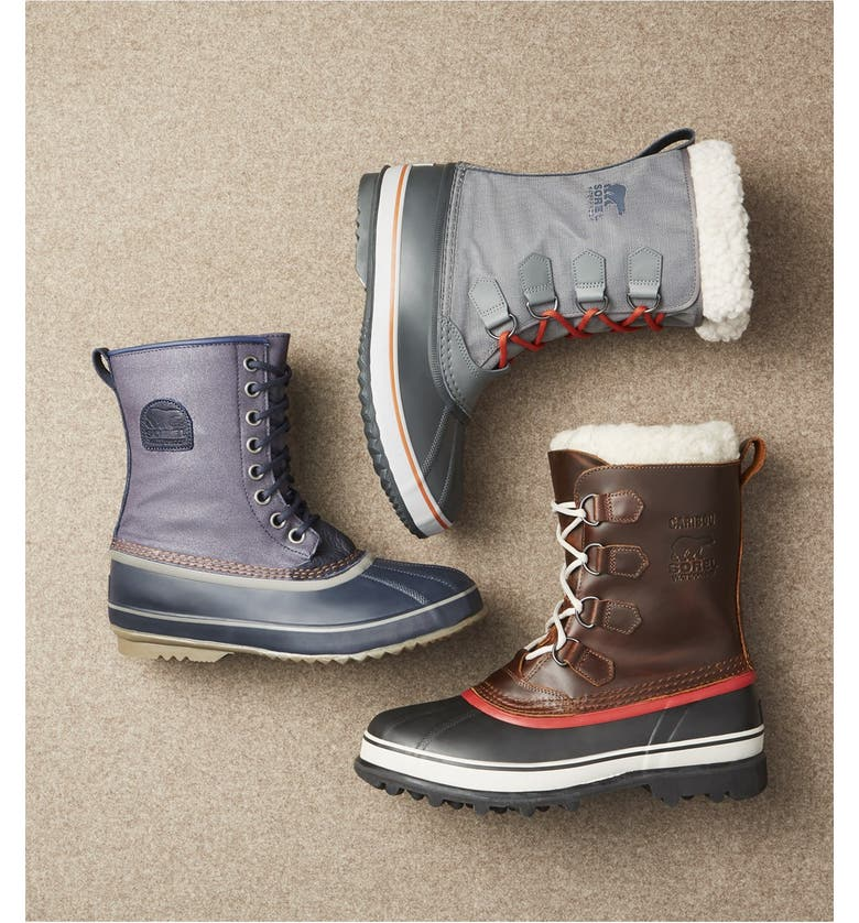 SOREL '1964 PAC' Snow Boot, Main, color, 011