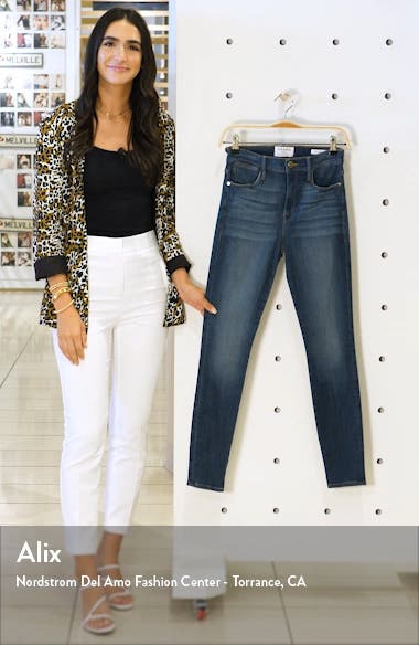Le High Skinny Ankle Jeans, sales video thumbnail