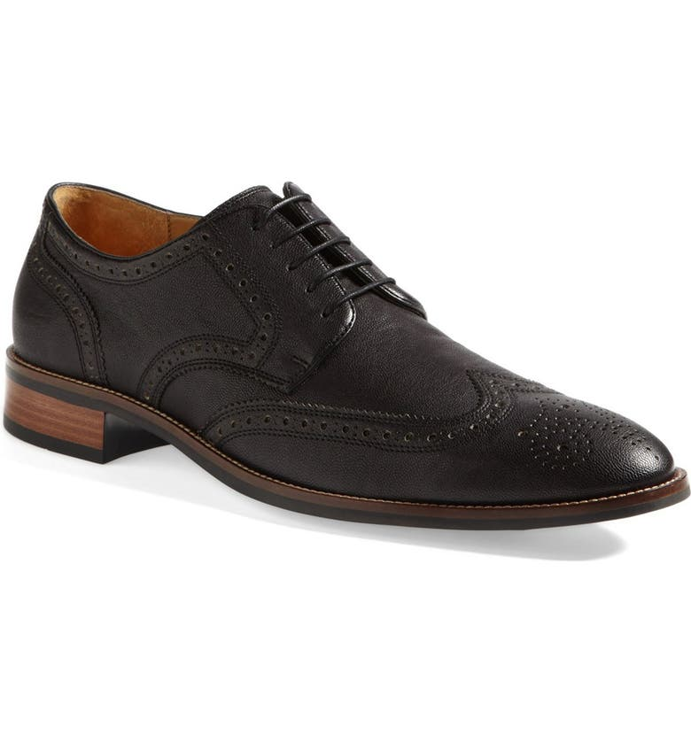 COLE HAAN 'Lenox Hill' Wingtip, Main, color, 001