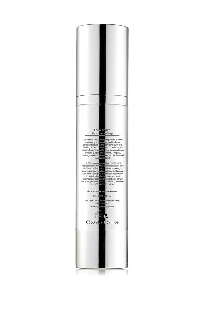 SKINCHEMISTS Wrinkle Killer Anti Ageing Serum with Molecular Spheres, Main, color, no color