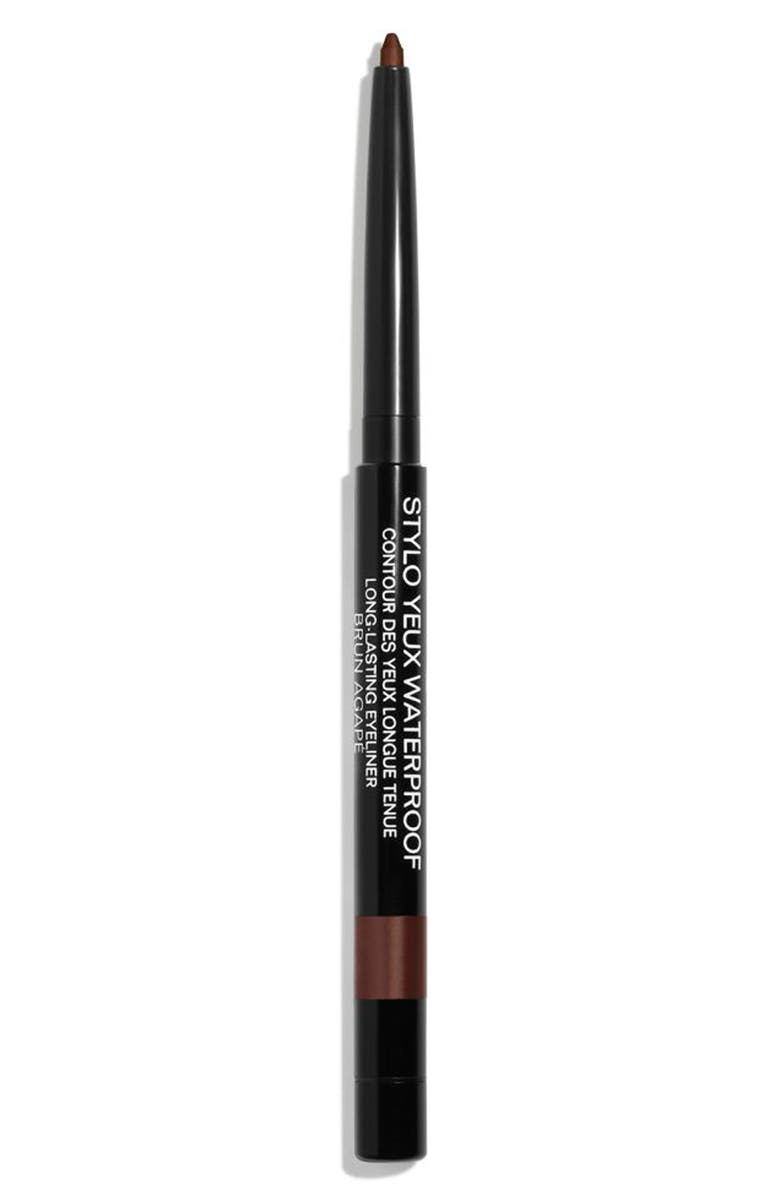 CHANEL STYLO YEUX WATERPROOF <br />Long-Lasting Eyeliner, Main, color, 943 BRUN AGAPE