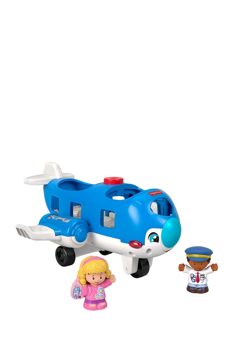 FISHER PRICE Little People Travel Together Airplane, Main, color, MULTI