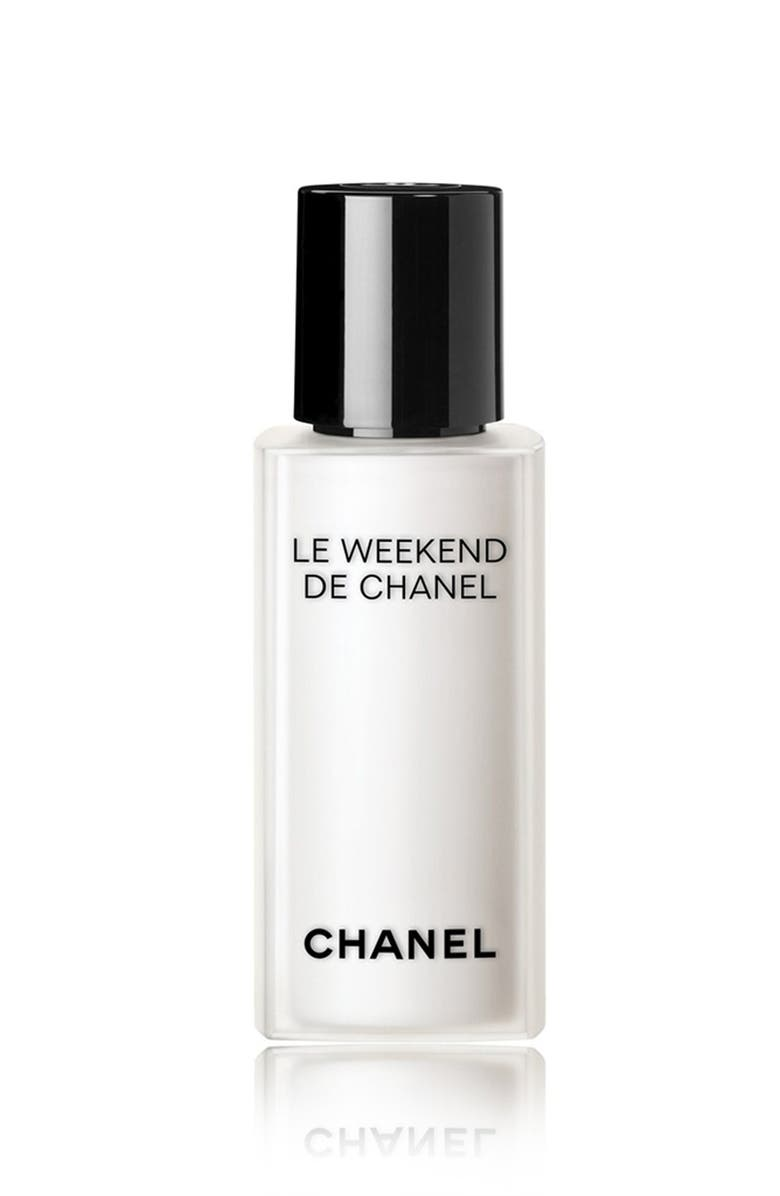 CHANEL LE WEEKEND DE CHANEL <br />Weekly Renewing Face Care, Main, color, NO COLOR