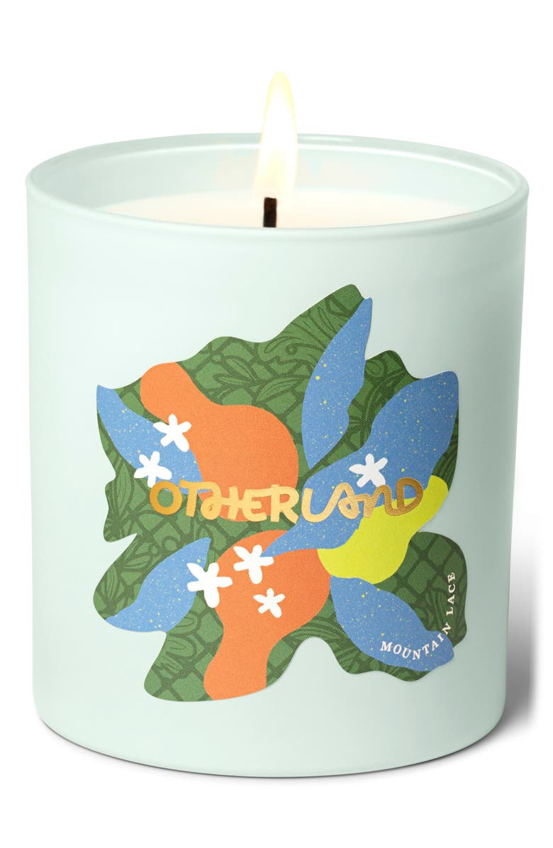 OTHERLAND Mountain Lace Scented Candle, Main, color, MOUNTAIN LACE