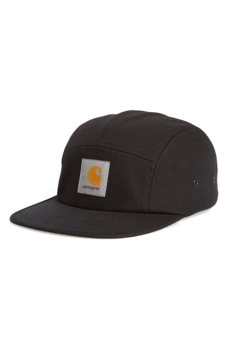 CARHARTT WORK IN PROGRESS Camp Hat, Main, color, 001