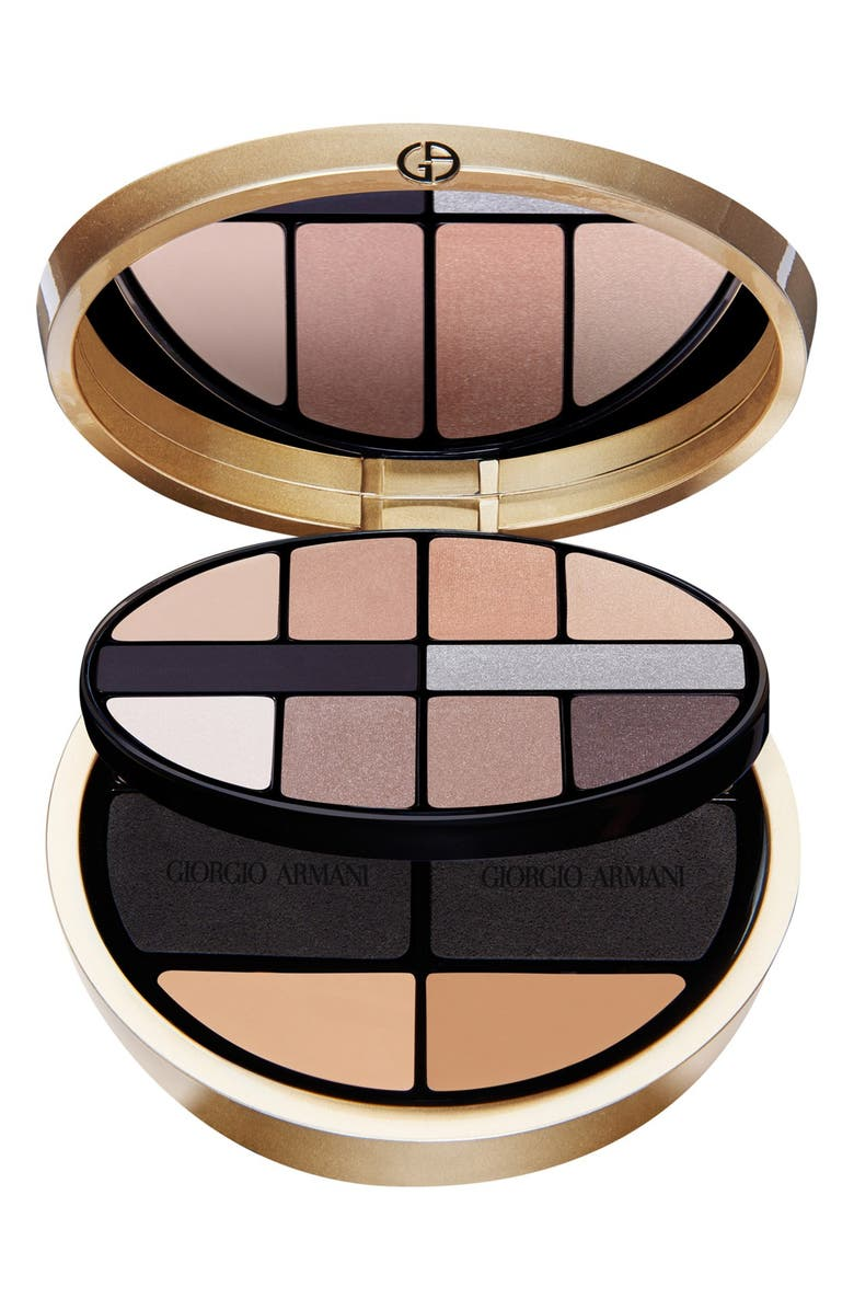 GIORGIO ARMANI 'Luxe is More' Palette, Main, color, 200
