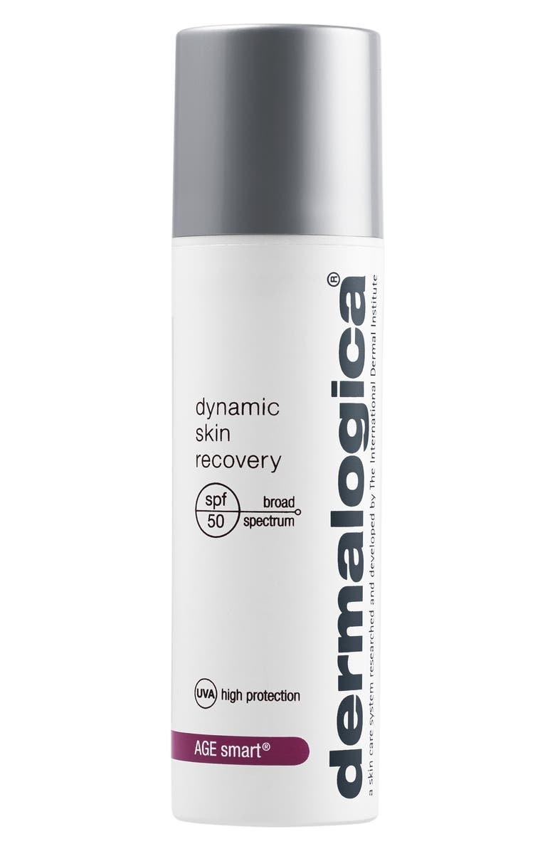 DERMALOGICA<SUP>®</SUP> Dynamic Skin Recovery SPF 50 Moisturizer, Main, color, NO COLOR