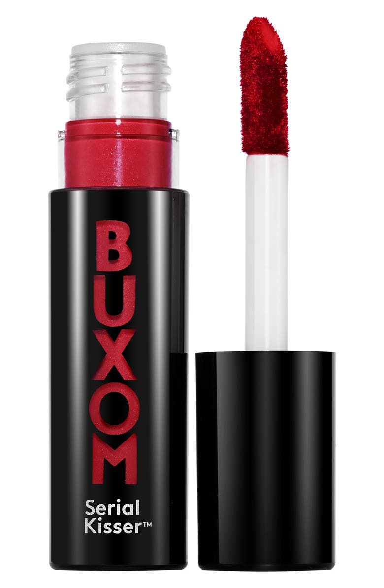 BUXOM Serial Kisser Plumping Lip Stain, Main, color, BESO