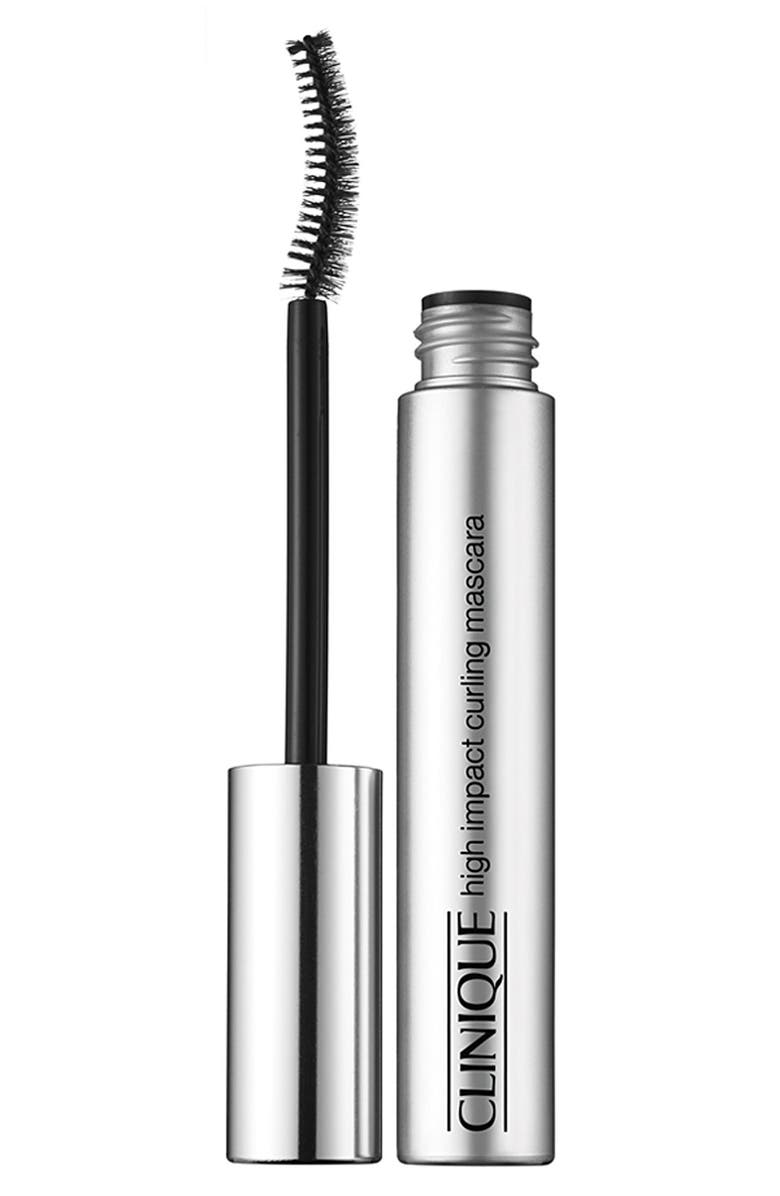 CLINIQUE High Impact Curling Mascara, Main, color, BLACK