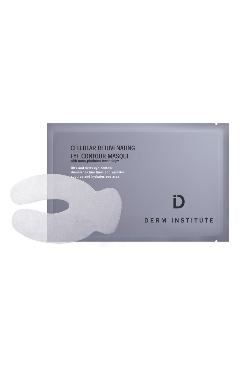 DERM INSTITUTE Cellular Rejuvenating Eye Contour Masque, Main, color, NO COLOR