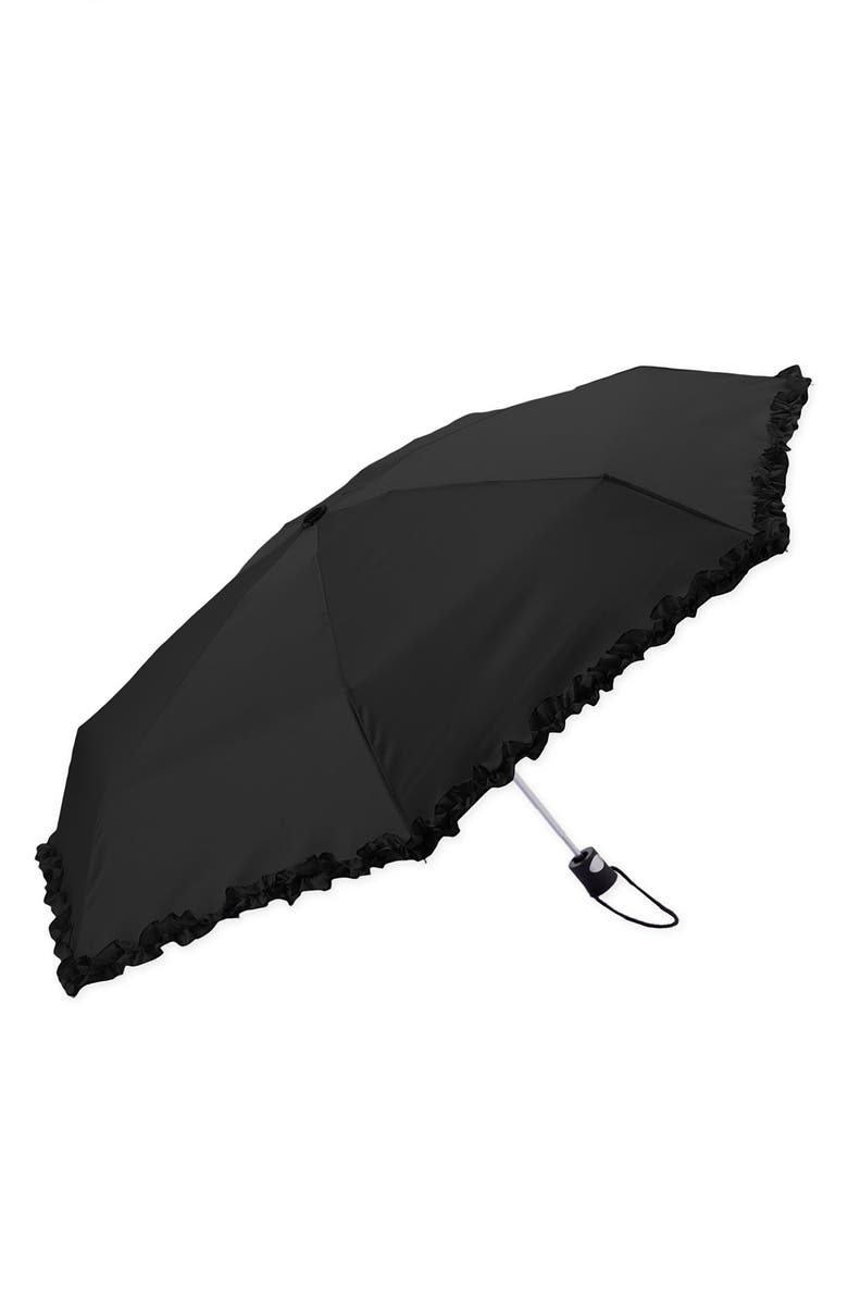 ECHO Ruffled Umbrella, Main, color, 001