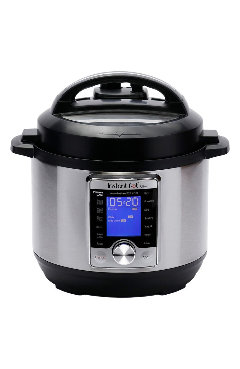 INSTANT POT Ultra 3-Quart 10-in-1 Multiuse Programmable Cooker, Main, color, 041