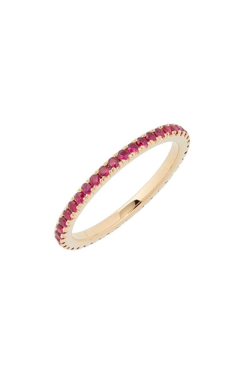 KWIAT Stackable Ruby Ring, Main, color, 710