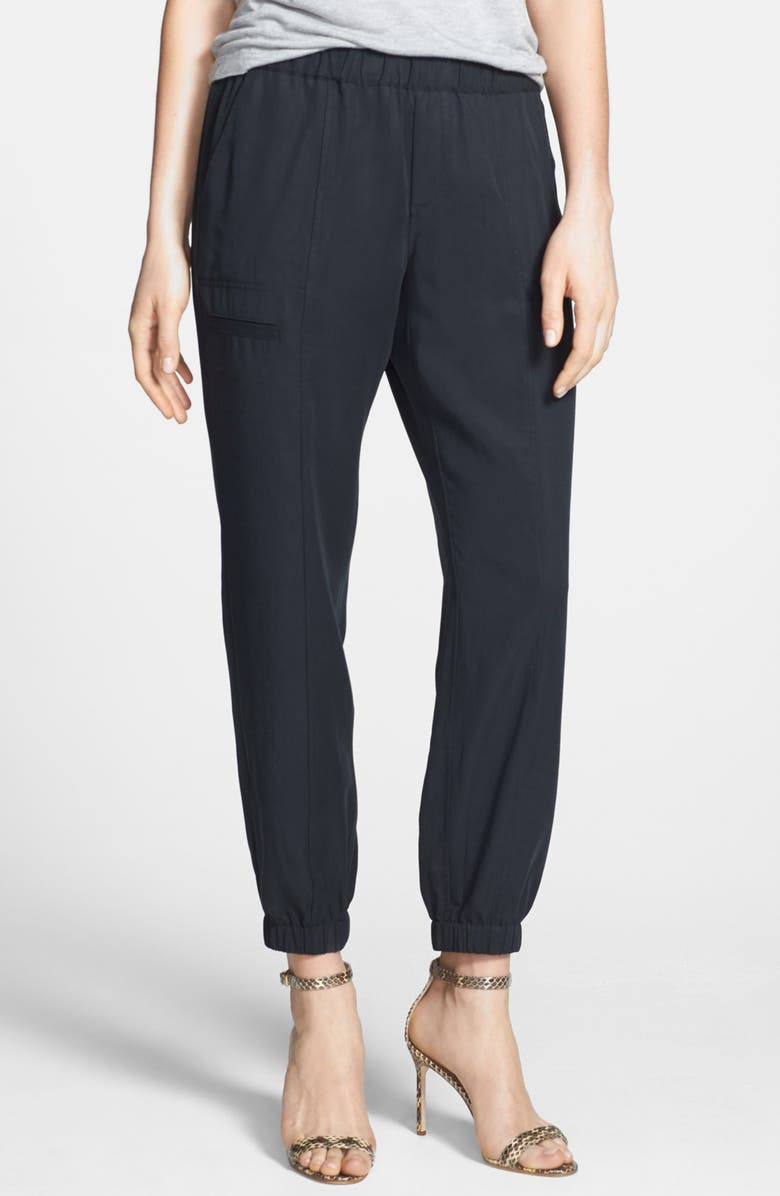 SOFT JOIE 'Darcell' Track Pants, Main, color, 002