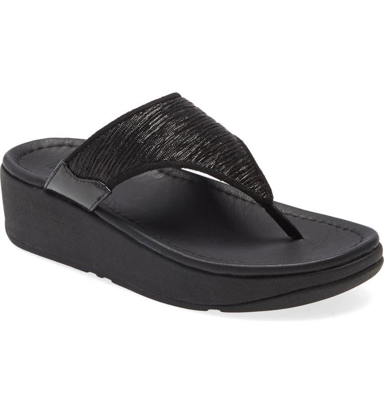FITFLOP Myla Glitz Flip Flop, Main, color, 003