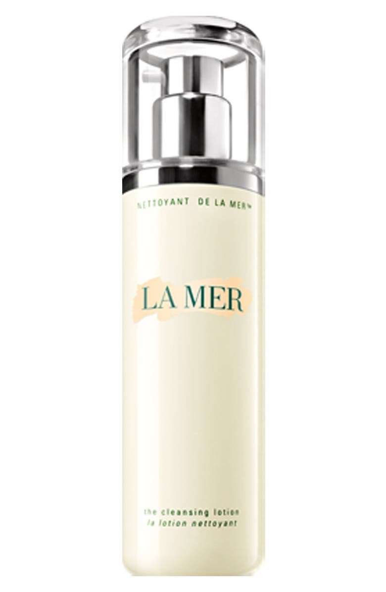 LA MER The Cleansing Lotion, Main, color, 000