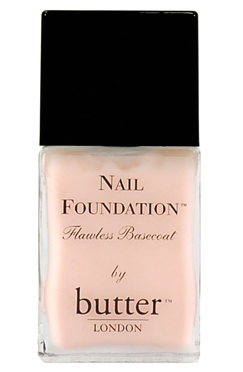 BUTTER LONDON 'Nail Foundation<sup>™</sup>' Flawless Basecoat, Main, color, NO COLOR