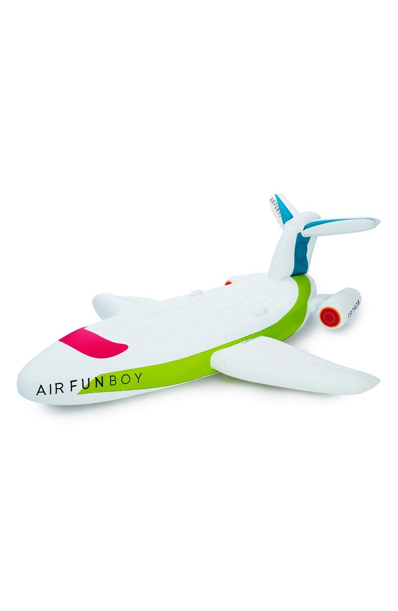 FUNBOY Private Jet Pool Floatie, Main, color, 111