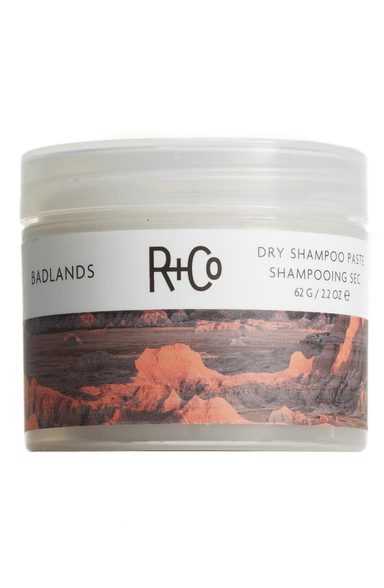R+CO Badlands Dry Shampoo Paste, Main, color, NO COLOR