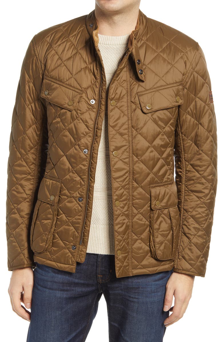 BARBOUR Ariel Quilted Jacket, Main, color, 200