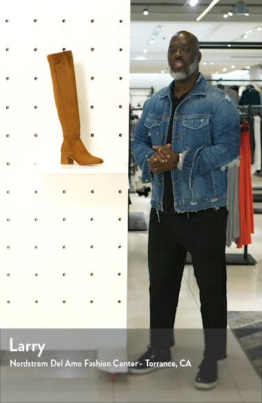Diggy Over the Knee Boot, sales video thumbnail