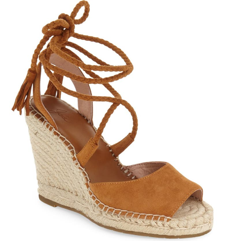 JOIE 'Phyllis' Espadrille Wedge, Main, color, 219