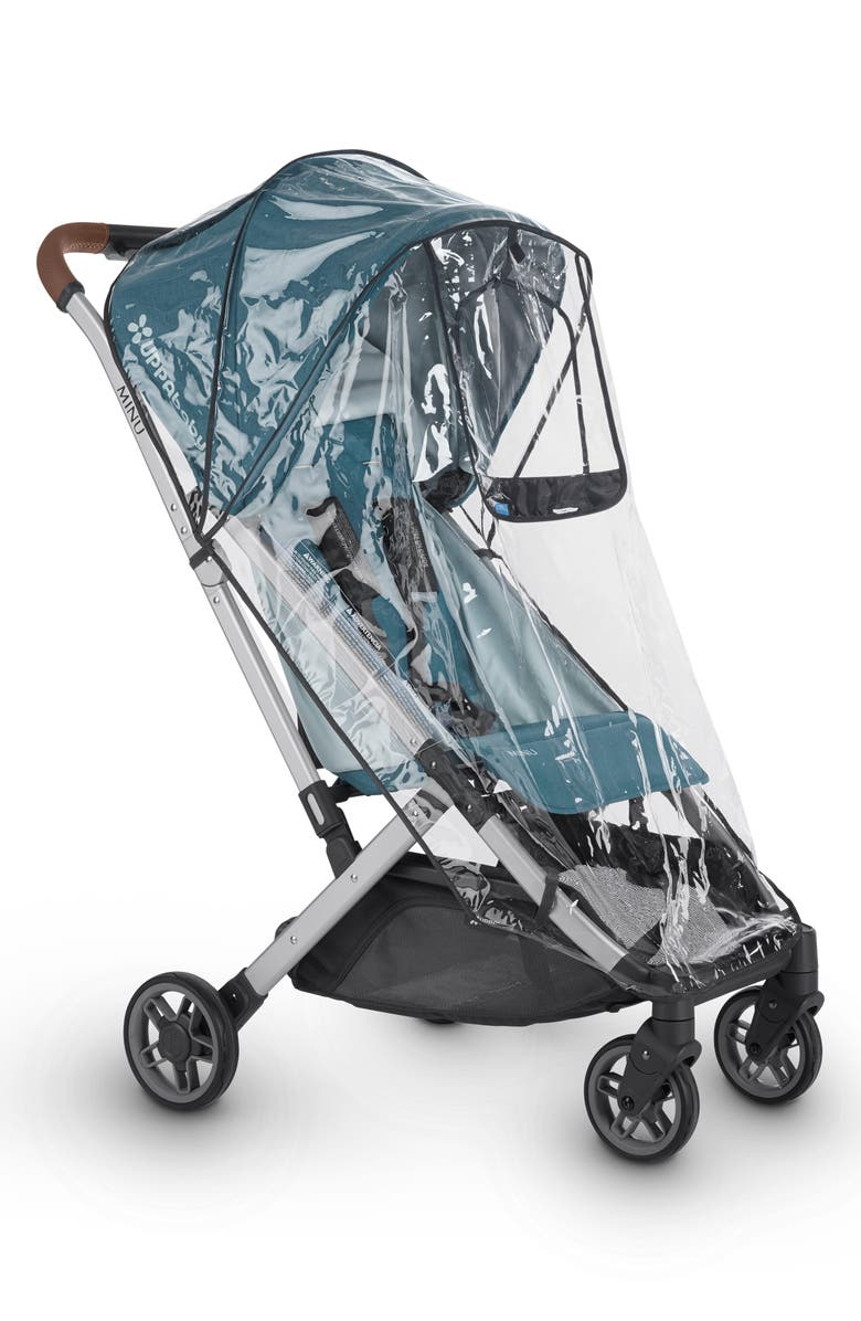 UPPABABY Rain Shield for Minu Stroller, Main, color, CLEAR