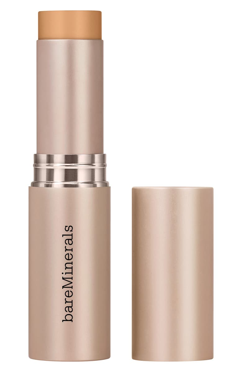 BAREMINERALS<SUP>®</SUP> Complexion Rescue<sup>®</sup> Hydrating Foundation Stick SPF 25, Main, color, SPICE 08