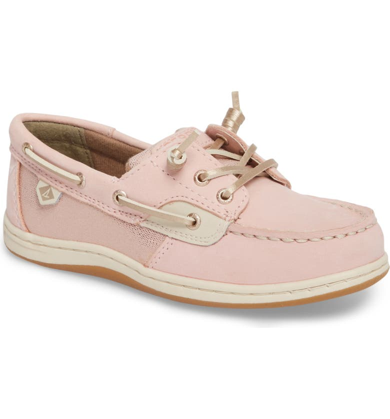 SPERRY Kids 'Songfish' Boat Shoe, Main, color, 650