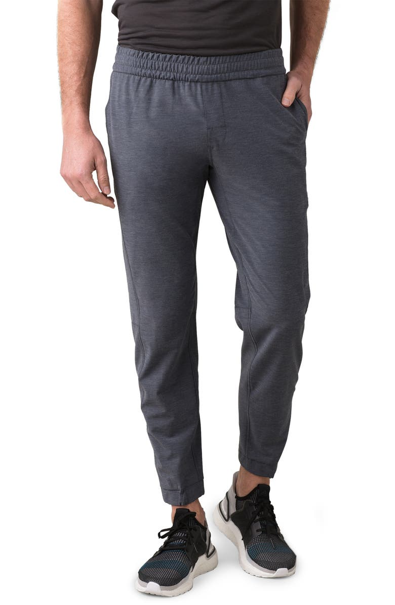 PRANA West Edge Joggers, Main, color, CHALKBOARD