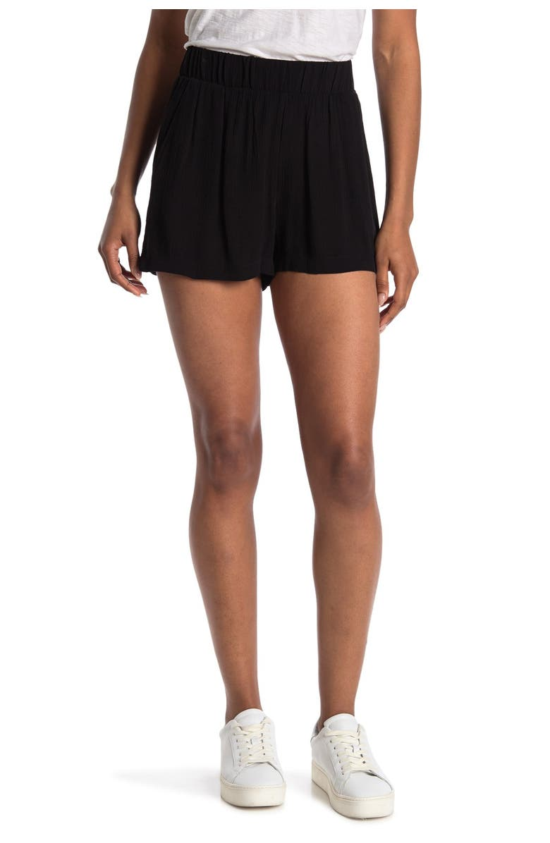 ABOUND Easy Shorts, Main, color, BLACK