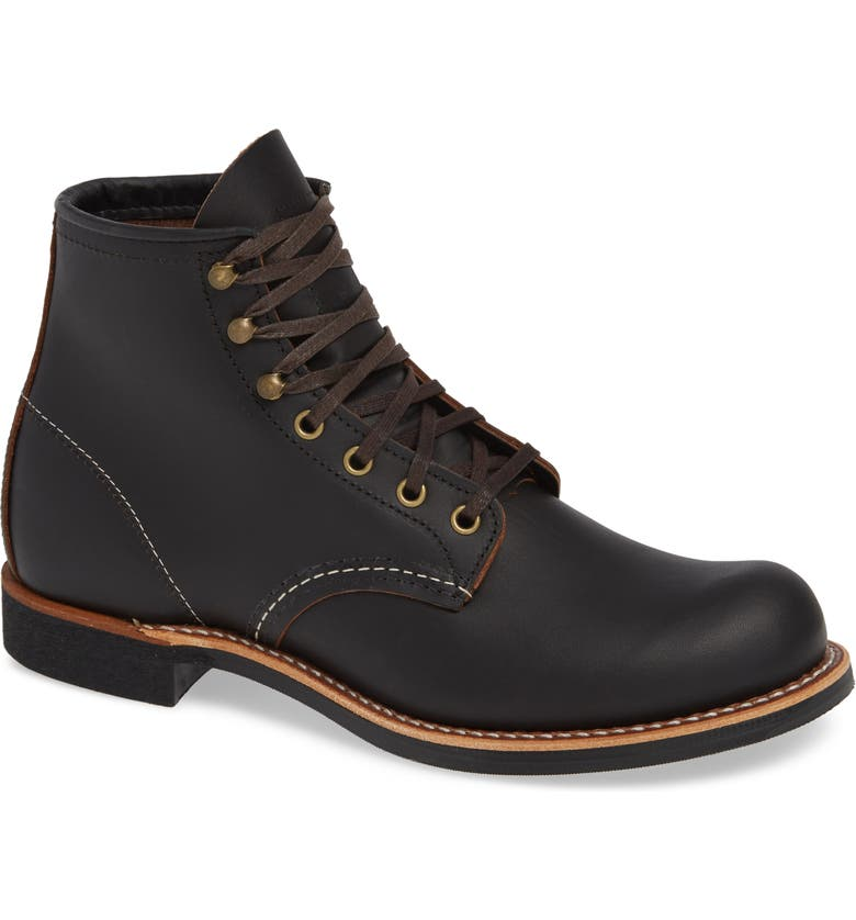 RED WING Blacksmith Boot, Main, color, 011