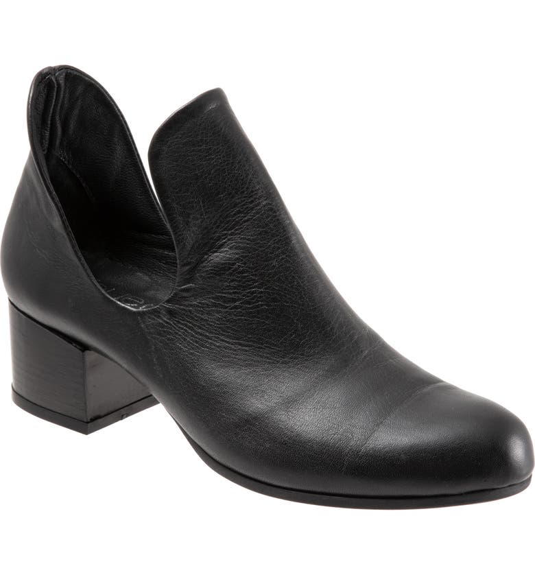 BUENO Mick Bootie, Main, color, BLACK LEATHER