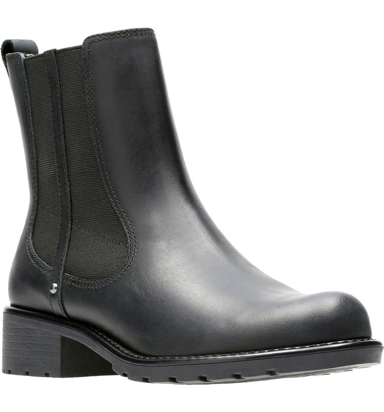 CLARKS<SUP>®</SUP> Orinoco Chelsea Boot, Main, color, 003