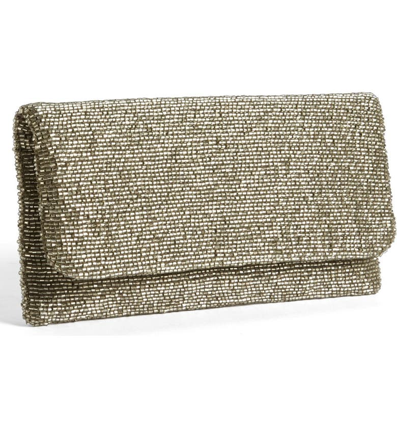 MOYNA Beaded Clutch, Main, color, 045