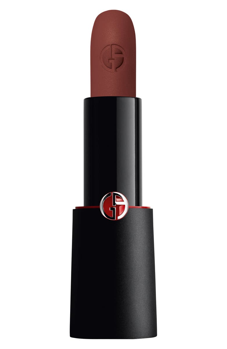GIORGIO ARMANI Rouge d'Armani Matte Lipstick, Main, color, 103 DOWNTOWN/TAN ROSE